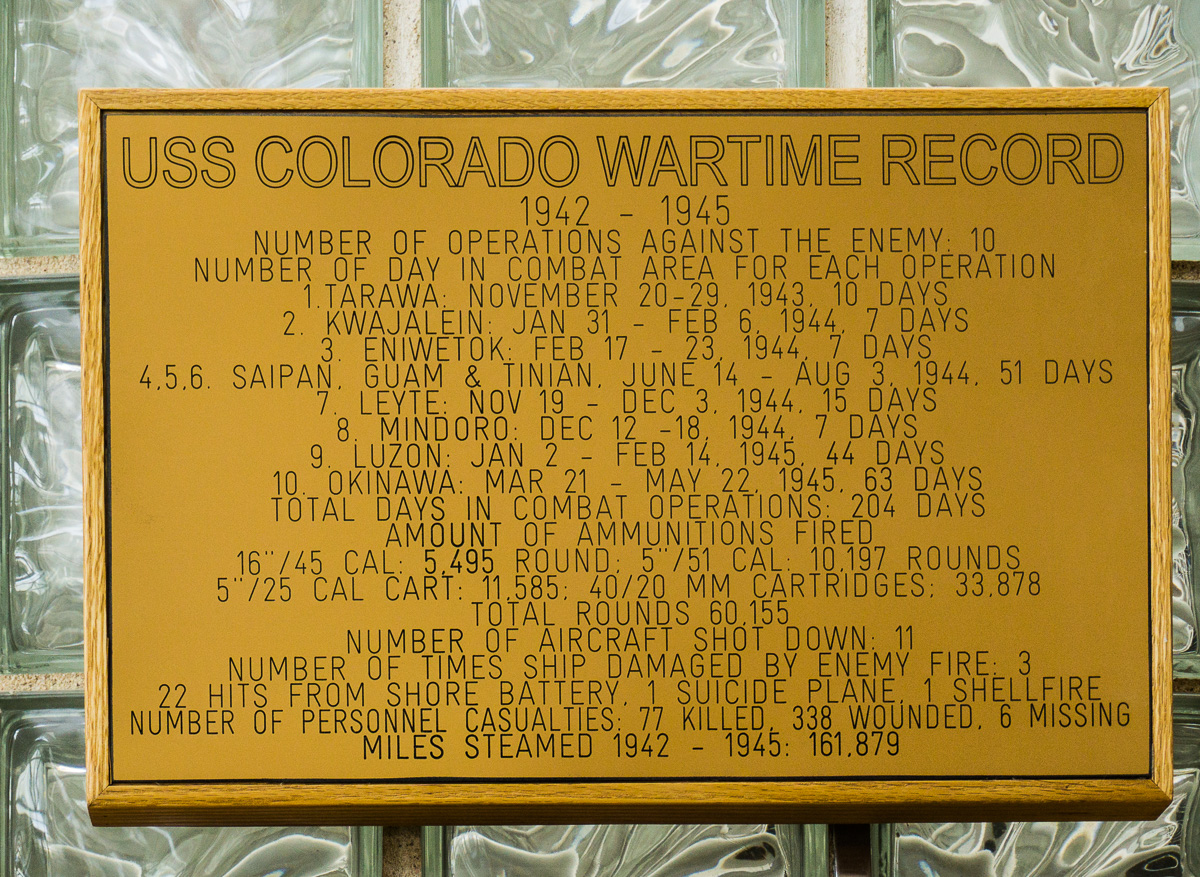Wartime Record