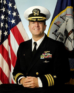 CDR Ken Franklin