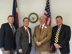 Visit with Congressman Perlmutter