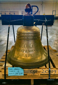 USS Colorado Ship's Bell