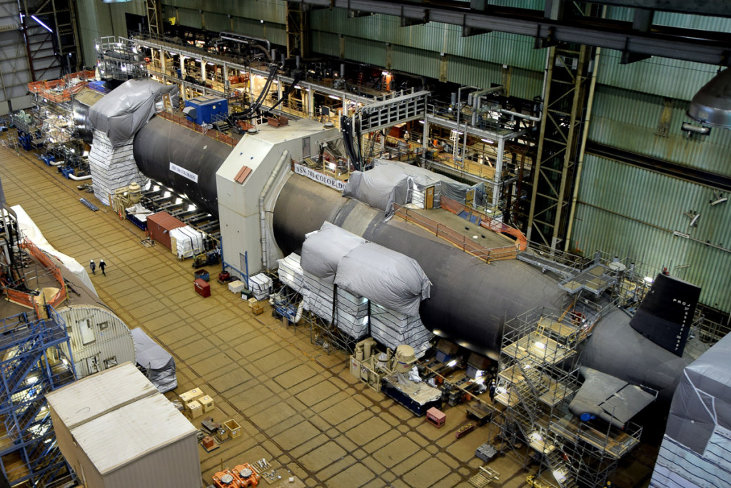 COLORADO Pressure Hull Complete